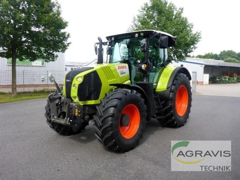 Фотография CLAAS ARION 620 CEBIS TIER 4I