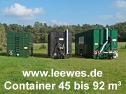 Leewes 65 m³ Güllecontainer