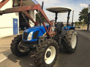 New Holland TL 70 ARCEAU + CHARGEUR Трактор