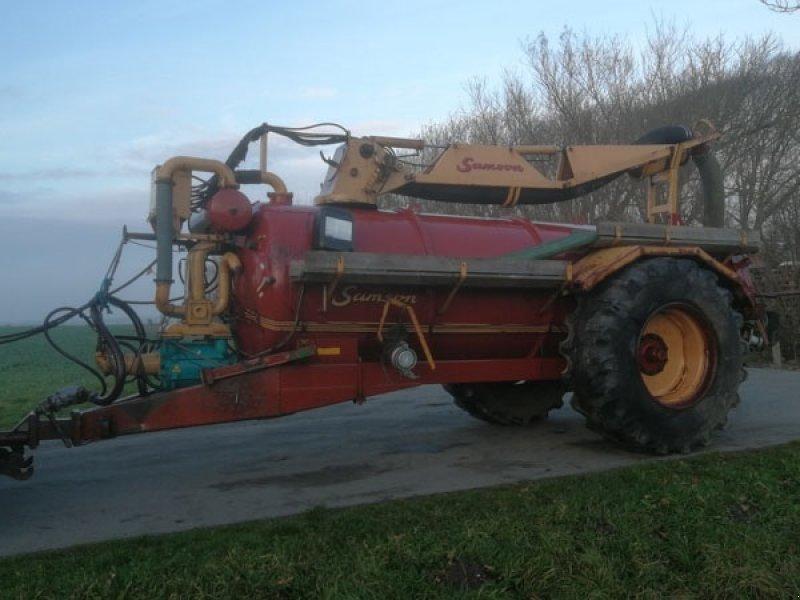 Samson 8000l slamsuger - Brugt Pumpfass, 9760 Vrå - Б/у тракторы и сельскохозяйственная техника ...