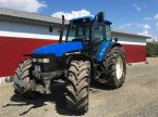 Traktor des Typs New Holland TM165 Frontlift в Skjern