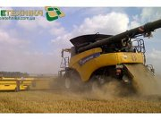 Oldtimer-Mähdrescher типа New Holland CR9.80, Neumaschine в Запоріжжя