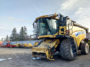 Oldtimer-Mähdrescher типа New Holland CX8080, Neumaschine в Вузлове