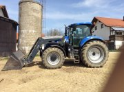 New Holland T 7.210 auch ohne Frontlader Трактор