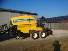 New Holland NEW HOLLAND RB 125 COMI Press-/Wickelkombination