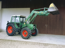 Fendt 309 LS Turbomatik Трактор